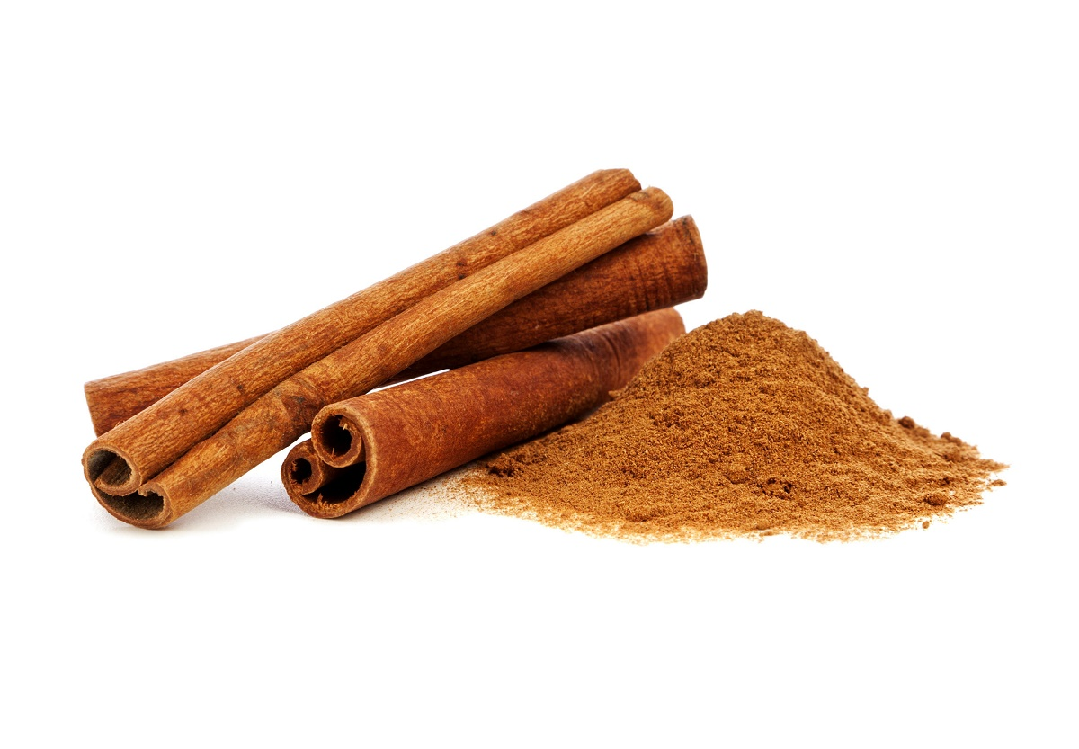Nutritional profile of cinnamon